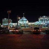 Вокзал Красноярск :: Владимир