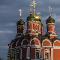 Москва ! Купола на улице ВАРВАРКА :: Василий Шестопалов