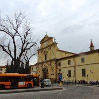 Площадь Сан Марко. Флоренция :: Гала