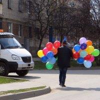 Пусть весна разукрасит оттенками счастья проснувшийся мир! :: Татьяна Смоляниченко