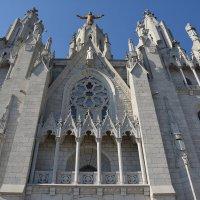 Temple del Sagrat Cor de Jesús (Храм Святого Сердца, Барселона) :: Дмитрий Логвинов
