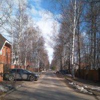Прощай, зима! :: Людмила Монахова