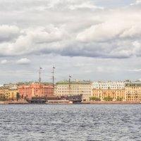 Мытнинская набережная, Санкт-Петербург :: Максим Хрусталев