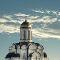 Храм святого великомученика Георгия Победоносца :: Евгений