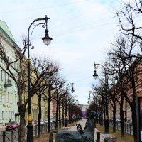 Большой Конюшенный переулок. Санкт-Петербург. :: Наталья Natupans