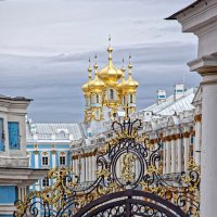 Екатерининский дворец. Г. Пушкин :: Евгений Васин