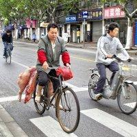 Транспорт Китая :: Евгений Васин
