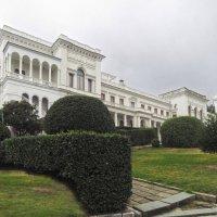 Ливадийский дворец. :: ИРЭН@ .