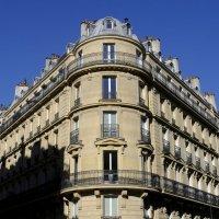 Парижский фасад :: Георгий А