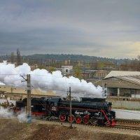 Наш паровоз, вперед лети! :: Юрий Яловенко