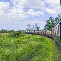 Поезд :: Сергей Фомичев