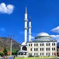 мечеть в Анталии :: Сергей Беличев