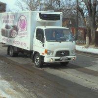 Колбасный фургон :: Сергей Уткин
