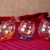 Коньячные бокалы Cognac Glass по идеи датского дизайнера  Рикки Хаген :: Надежд@ Шавенкова