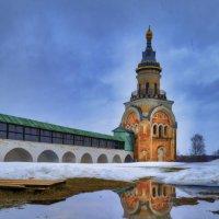 Свечная Башня :: Георгий А