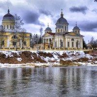 Входо-Иерусалимская церковь и Спасо-Преображенский собор :: Георгий А