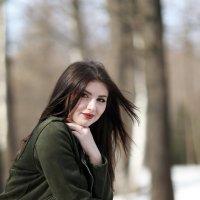 Черное на белом :: Дмитрий Соколов