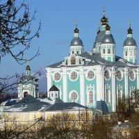 Успенский собор в Смоленске :: Лидия Бусурина