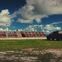 Стадион, Варадеро :: Михаил Родионов