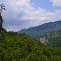 Путешествие по горному каньону :: Ольга