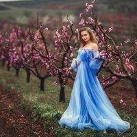Мой заключительный в этом году воркшоп в персиковых садах Крыма :: Алексей Латыш