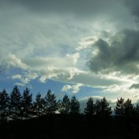 Облака над Адыгеей :: татьяна