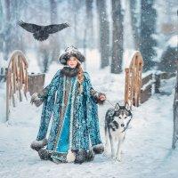 Княжна и ворон :: Ярослава Громова