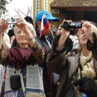Русские туристы в Ханое :: olgadon