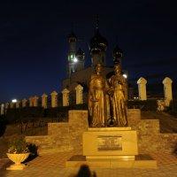 Князь Петр и княгиня Феврония(покровители семьи) :: Владимир