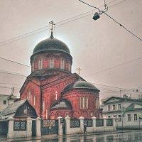 Древлеправославный храм в честь Покрова Пресвятой Богородицы :: anderson2706