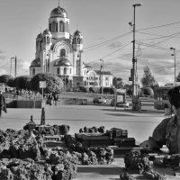 Екатеринбург настоящий и миниатюрный. :: Лариса Красноперова