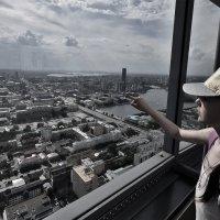 """Екатеринбург,вид с """"Высоцкого"""". :: Лариса Красноперова"""