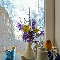 Натюрморт на окне :: Андрей + Ирина Степановы