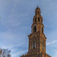 Старая колокольня :: Сергей Цветков