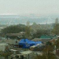 синий дом :: Николай Семёнов