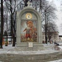 Клятва князя Пожарского :: Татьяна Иванова