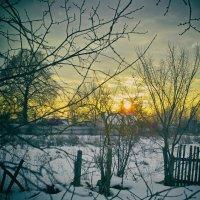 Зимний вечер. :: Андрий Майковский