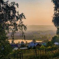Вечерняя дымка :: Vladimbormotov