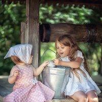 Сестренки :: Надежда Антонова