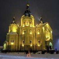 собор Александра Невского :: Георгий А