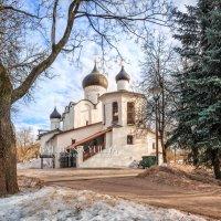 Церковь Василия на Горке :: Юлия Батурина