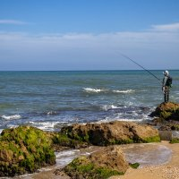 Рыбак :: Ефим Журбин
