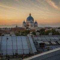 По крышам :: Владимир Колесников