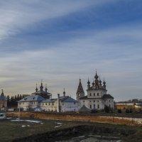 Михайло-Архангельский монастырь :: Сергей Цветков