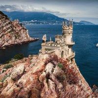 Ласточкино Гнездо, Крым...Райское местечко :) :: Алексей Латыш
