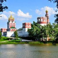 Новодевичий монастырь :: Георгий А
