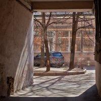 Солнечный дворик :: Валентина Харламова