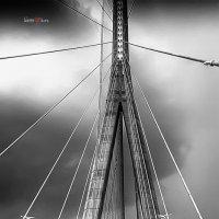 Вантовый мост в Кале :: Борис Соловьев
