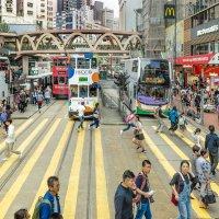 Из жизни Гонконга. :: Edward J.Berelet