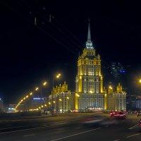 Гостиница «Украина». Москва. :: Олег Кузовлев